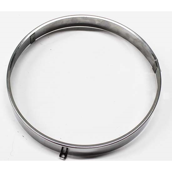 Goodmark 4010-062-62 Headlamp Retaining Ring, Camaro/Nova/Chevelle