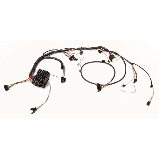m u0026h electric 39391 ato series dash harness  1968 camaro