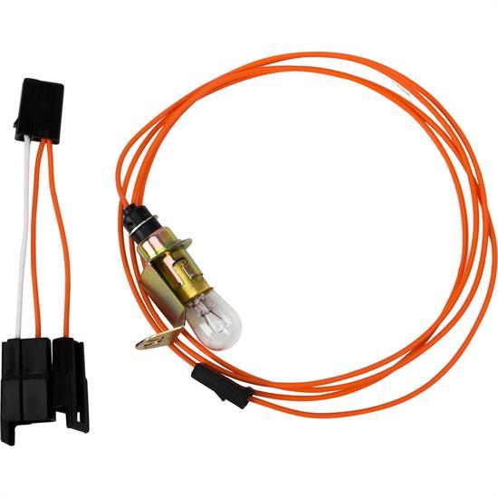 m u0026h electric 36380 trunk lamp kit  68 70