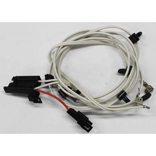 M U0026h Electric 17575 Interior Dome Light Wire Harness For 1970