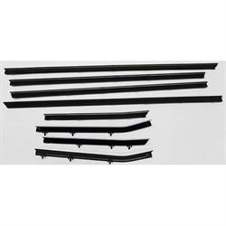 Repops CA143R 8-Piece Window Felts, 67 Camaro Convertible
