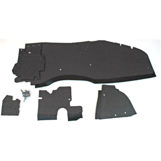 Repops N171 Firewall Insulation Pad With Clips For 1962 67 Nova