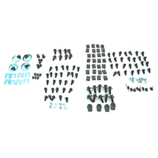 MP Enterprises 008130K4 Front End Fastener Kit for 1964-67 Chevelle