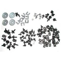 MP Enterprises 8130K6 Front End Fastener Kit for 1964-67 Nova