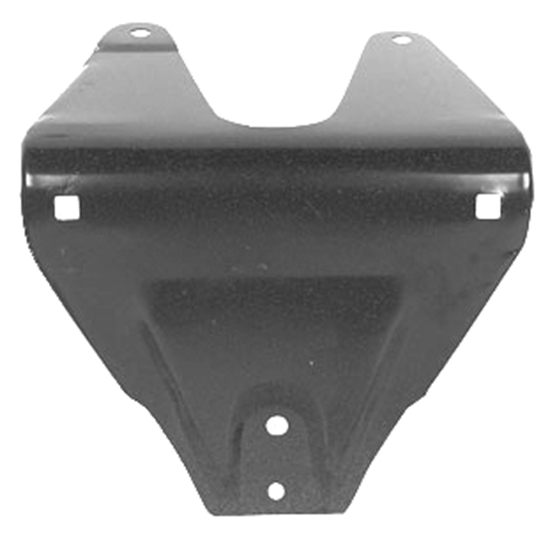 GM 3945756 Front License Plate Bracket, 1969 Camaro