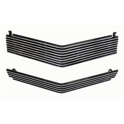Muscle Car Industries ECM-78 Billet Grille Set, 78-81 Camaro, Pol Alum