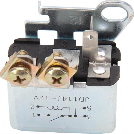 Reproduction Horn Relay For 63 67 Gm Chevy Ii Chevelle