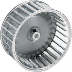 Heavy Duty Heater Blower Motor Fan Blade, Camaro/Nova/Chevelle