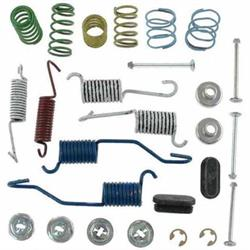 Front Drum Brake Hardware Kit for 1967-78 Camaro/Nova/Chevelle