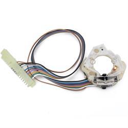 Reproduction Turn Signal Switch Assembly, 10-Pin, Camaro/Nova/Chevelle