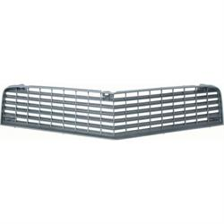 OER K190 Reproduction Upper Grille for 1980-81 Camaro, Silver