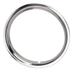 OER TK3015 15 Inch Stainless Steel Round Lip Trim Rings