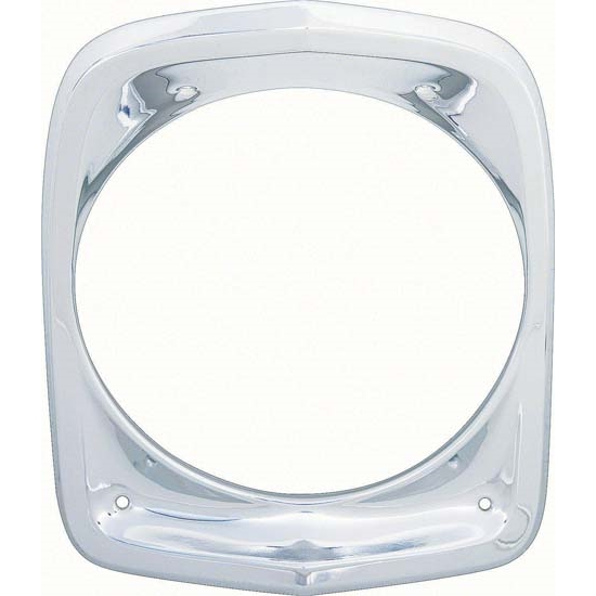 OER 3866885 Reproduction Headlight Bezel for 1966 Nova