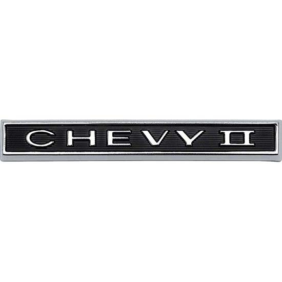 OER 3874540 Reproduction Grille Emblem for 1966 Chevy II