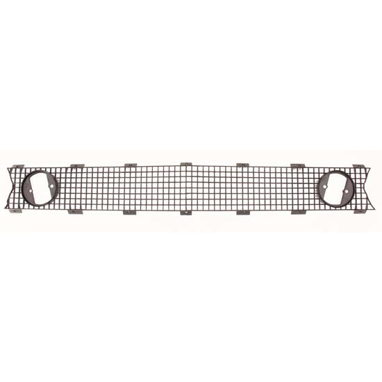 OER 3891693 Reproduction Standard Center Grille, 1967 Camaro