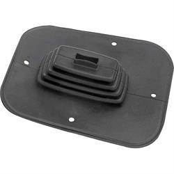OER 3974526 Console Shifter Boot, 4 Speed, 67-68 Camaro/68-74 Nova