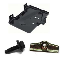 OER R888 3-Piece Battery Tray, Camaro/Firebird/Chevelle