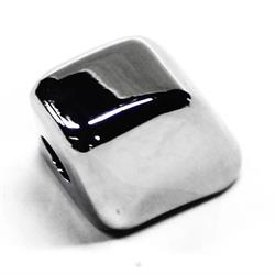OER K75 Front Seat Back Chrome Locking Knob, Camaro/Nova