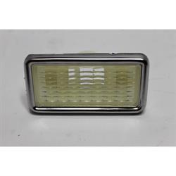 Garage Sale - 68 Nova; 68 Camaro; 68 Chevelle/EC; Side Marker Lamp Lens Assy, Front, Ea