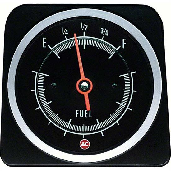 OER 6431172 1969 Camaro In- Dash Fuel Gauge