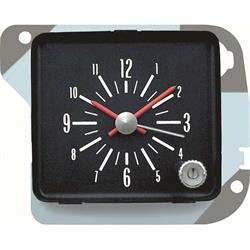 OER 994125 Reproduction In-Dash Clock for 1969-74 Nova, Each