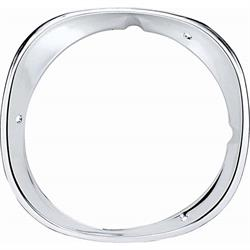 OER 3962943 LH Headlamp Bezel for 1970-73 Camaro