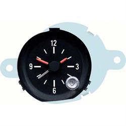 OER 3980116 Dash Clock, 1970-78 Camaro