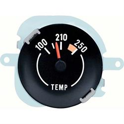 OER 6489856 Water Temperature Dash Gauge, 1970-78 Camaro