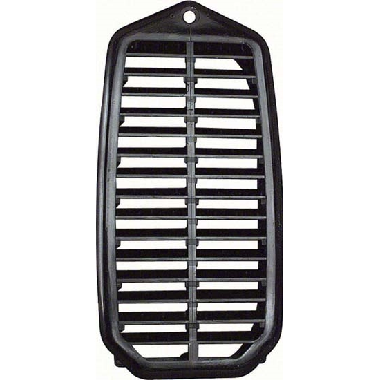 OER 8788235 Door Jamb Louver Vents for Camaro/Chevelle, Each