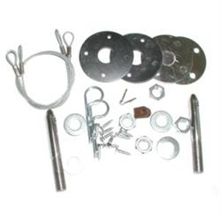 Original Parts Group HPK100 Hood Pin Kit for 1967-92 Camaro