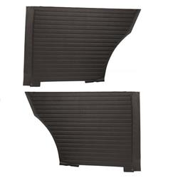 PUI D270C Rear Door Panels, 1966 Chevy II