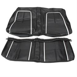 PUI 67DS10F Seat Upholstery 1967 Camaro