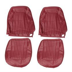 PUI 67FS30U Seat Upholstery 1967-1968 Camaro