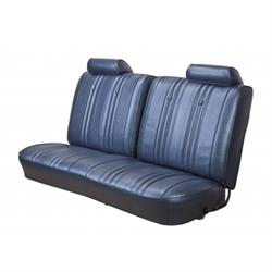 PUI 69AS10B Bench Seat Upholstery, 69 Chevelle/El Camino