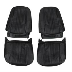 PUI 70AS10U Bucket Seat Upholstery, 70 Chevelle/ El Camino