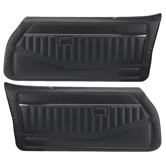 Pui 78fd18 P Interior Door Panels 1980 81 Camaro Pr Navy