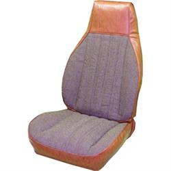PUI 82FSC48U Bucket Seat Upholstery, 1982-85 Camaro, Pair