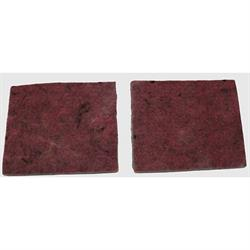 REM Automotive CA-321 Pre-Cut Kick Panel Insulation Pads, 67-69 Camaro
