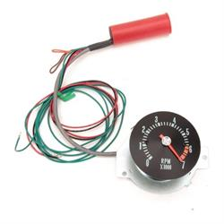 68 Chevelle Clock to Tachometer Conversion