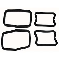 SoffSeal 4155 Tail Light Seal Gaskets for 1962-64 Nova