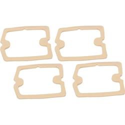 SoffSeal 4153 Tail Light Backup Lens Gaskets, Pair, 1965 Nova