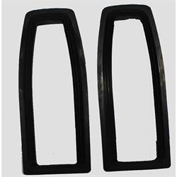 SoffSeal 4156 Tail Light Bezel Seals for 1966-67 Nova