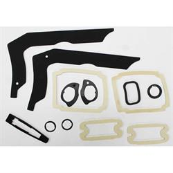 SoffSeal 5367 Paint Seal Gasket Kit for 1967 Chevelle