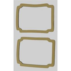 SoffSeal 5192 Tail Light Lens Seals for 1967 Chevelle, Pair