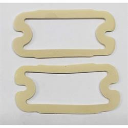 SoffSeal 5191 Parking Light Lens Gaskets for 1967-68 Chevelle, Pair