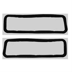 SoffSeal 30502 Repro Rubber Tail Light Housing Gaskets, 1967-68 Camaro
