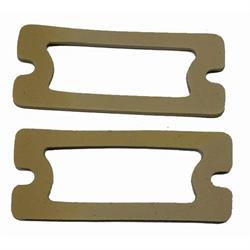 SoffSeal 4157 Backup/Parking Light Lens Gaskets, Pair