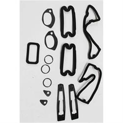 SoffSeal 51961 Paint Seal Body Gasket Kit for 1968 Chevelle