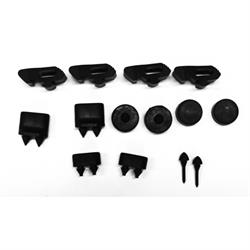SoffSeal 4094 Replacement Rubber Body Stopper Kit for 1968-74 Nova