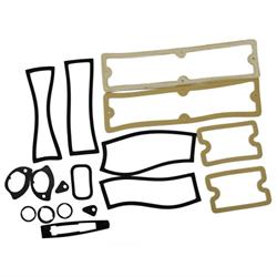 SoffSeal 4207 Paint Seal Gasket Kit for 1970 Nova
